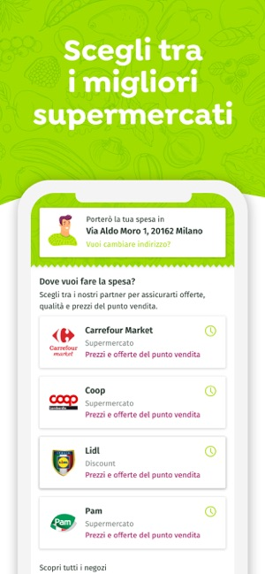 Supermercato24 Spesa Online On The App Store