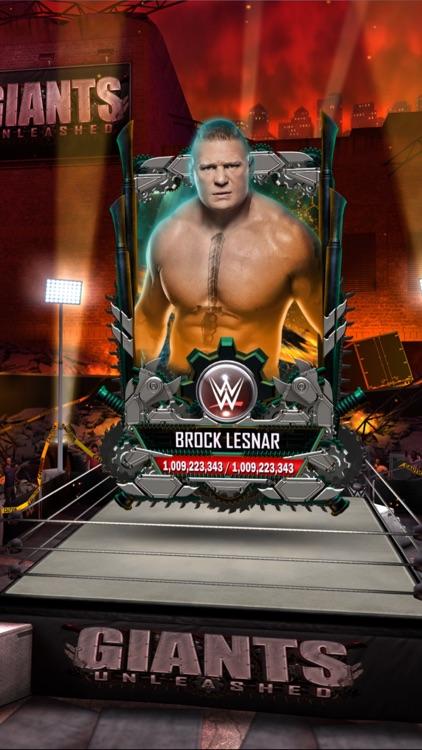 WWE SuperCard screenshot-5