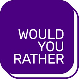 Would You Rather? Choices game