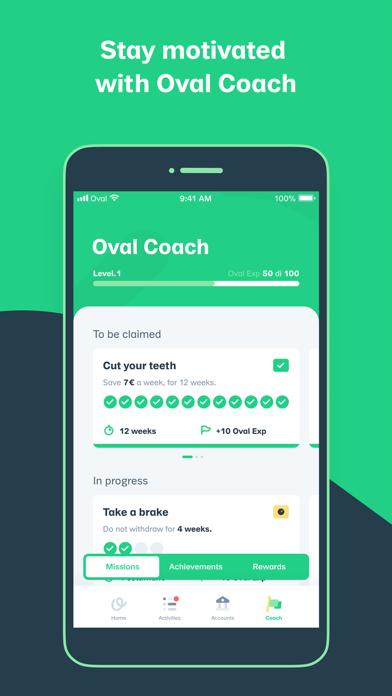 Oval - Be Money Wise screenshot three