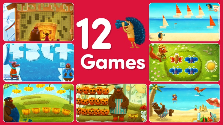 Toddler games for +3 year olds screenshot-5