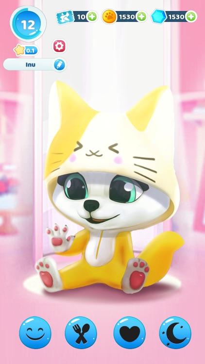 Inu the cute Shiba