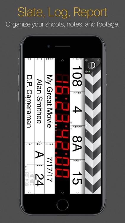 MovieSlate® 8 screenshot-0