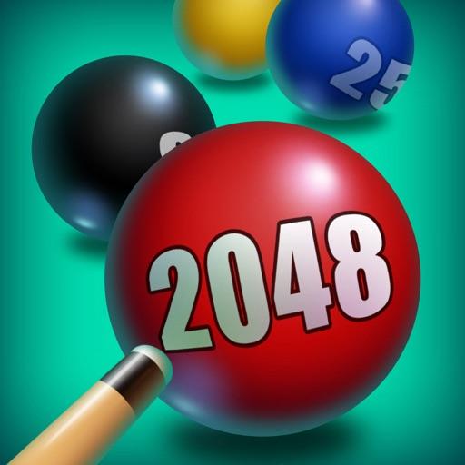 2048 Pool 3D