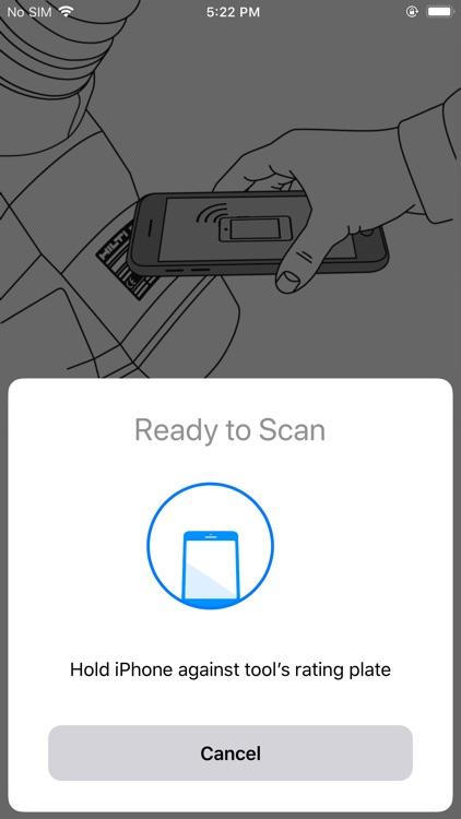 Hilti Mobile App screenshot-3