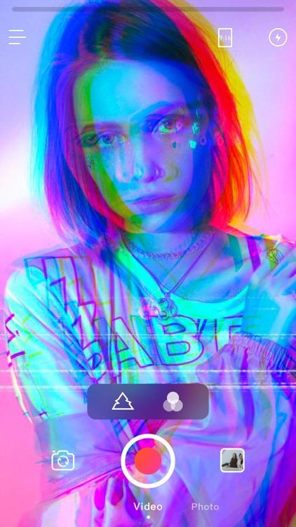 Glitch Cam - Video Effects by InstaShot Inc