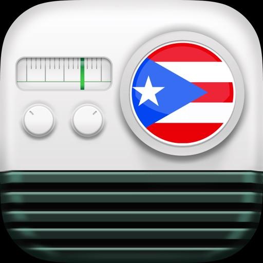 Radios de Puerto Rico FM AM iOS App