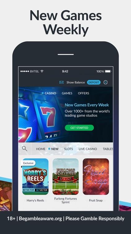 BetVictor: Online Casino Games screenshot-6