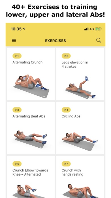Abs Workout - Daily Fitness-4