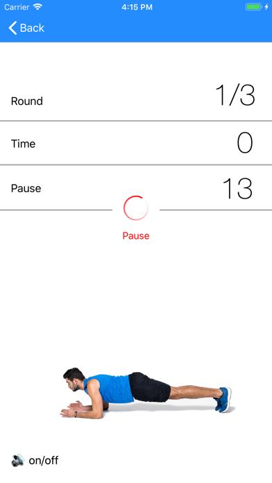 Plank challenge 4 minutesのおすすめ画像2