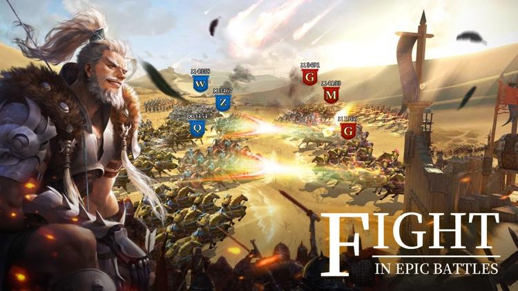Three Kingdoms: Epic War screenshot-3