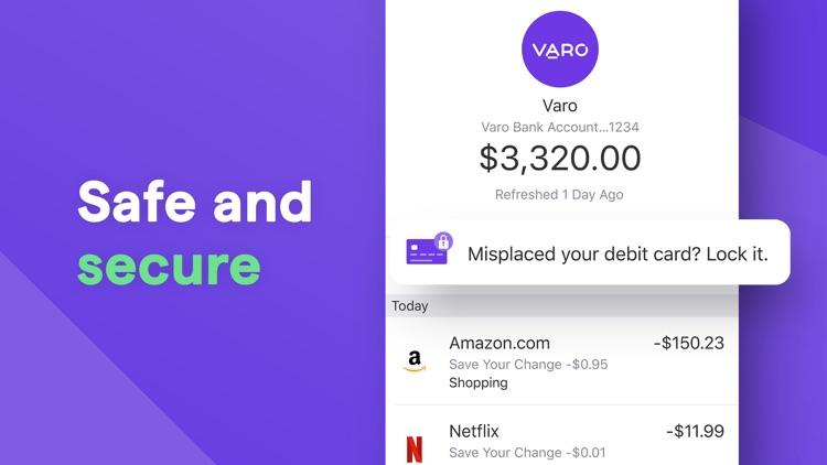 Varo: Mobile Banking & No Fees screenshot-3