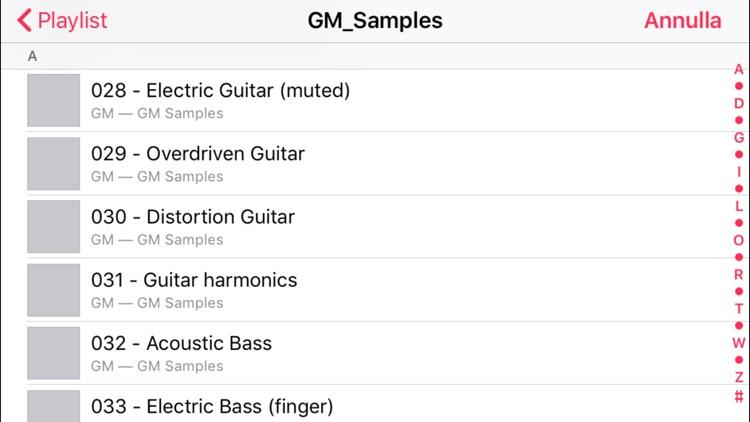 harpSampler screenshot-3
