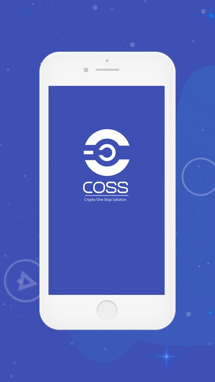 COSS Wallet screenshot-0