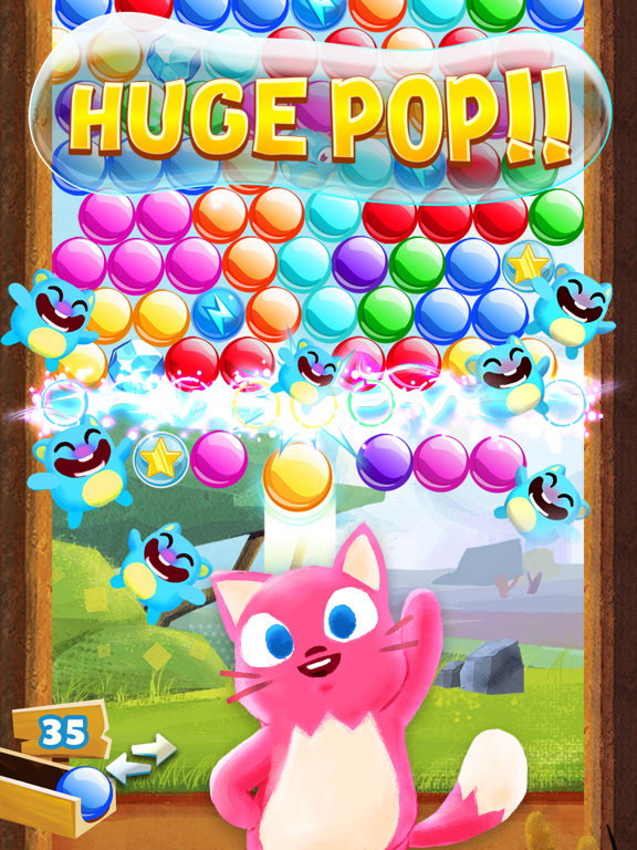 Bubble Mania™-ipad-0