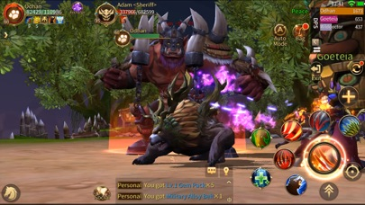 Era of Legends: Dragon Discord screenshot 11