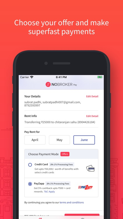 NoBroker Pay - Pay Rent Online