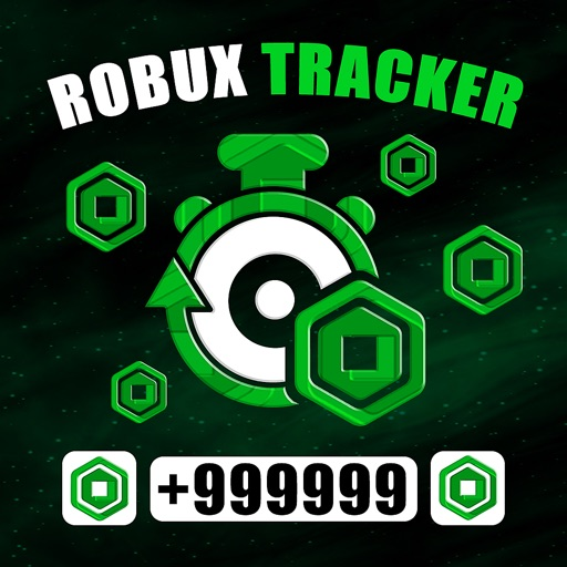 1 Robux Tracker For Roblox On The App Store 1 Robux Tracker For Roblox By Julien Leroy