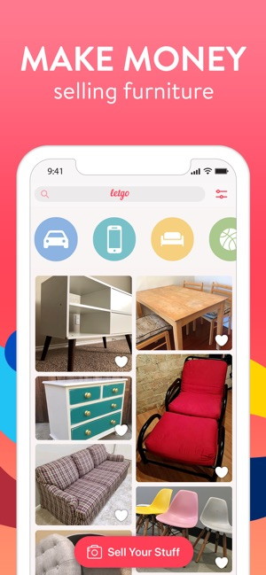 3da340287b12b letgo  Buy   Sell Used Stuff on the App Store
