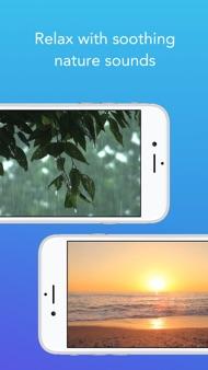 Calm iphone images