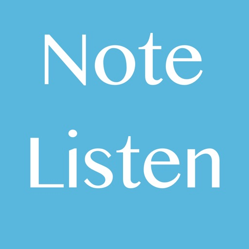 Note, Listen for Deaf