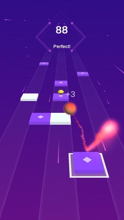 Piano Ball: Run On Music Tiles screenshot-4