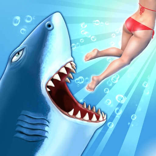 Hungry Shark Evolution free software for iPhone and iPad