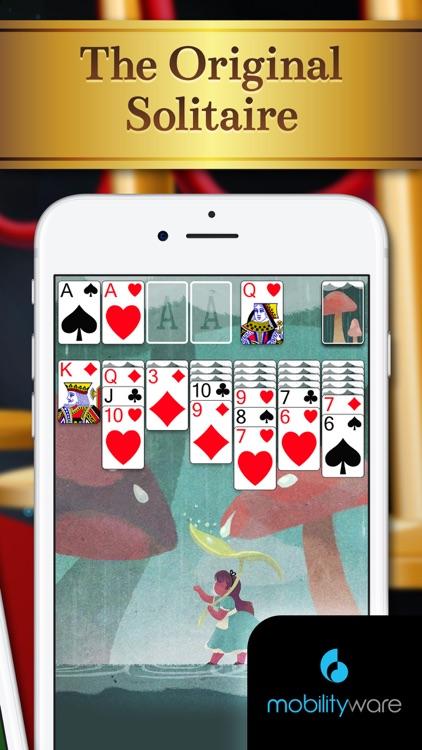 Solitaire screenshot-4