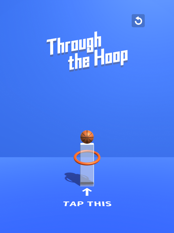 Through the Hoop - Tap & Break screenshot 6