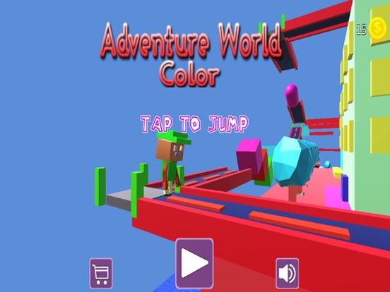 Adventure World Color 3D screenshot 1