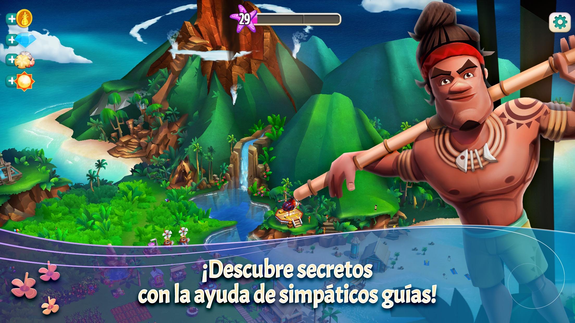 FarmVille 2: Escapada tropical Screenshot