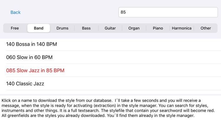 Jazz Song Creator Pro screenshot-6