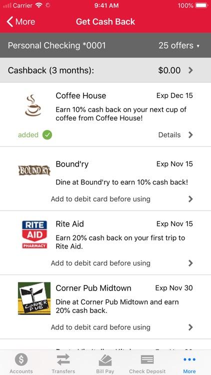 Meritrust CU Mobile Banking screenshot-6