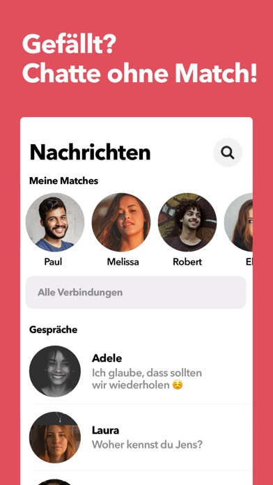 Fertig mit dating-apps