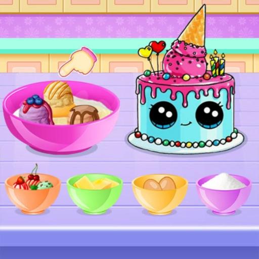 Ice Cream Cake Frozen Mania
