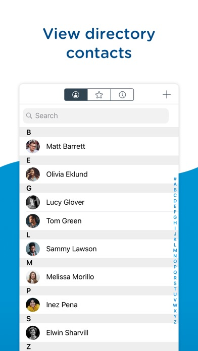 Screenshot for Boxer - Workspace ONE in Austria App Store