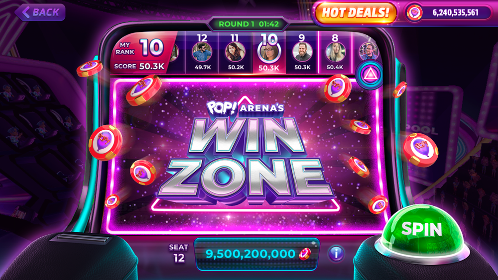 Download pop slots for free play