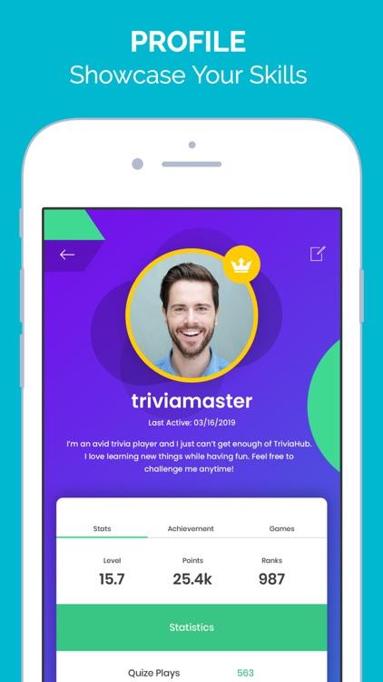 TriviaHub: Daily Trivia Games screenshot-8