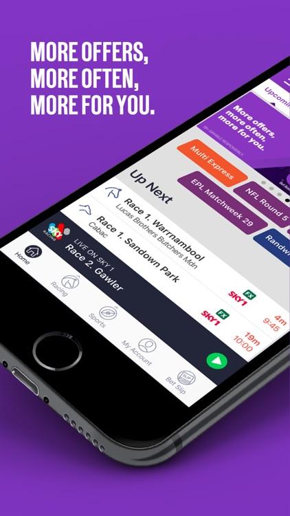 BetEasy – Sports Betting App screenshot-0