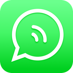 Messenger for WhatsApp on iPad