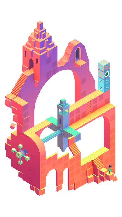 Screenshot for Monument Valley 2 in Brazil App Store