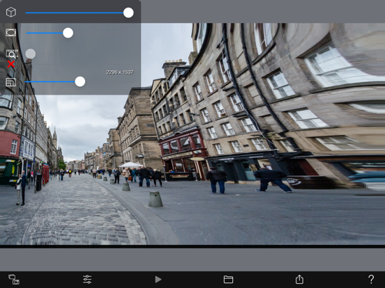 Wide Conversion Lens screenshot 13