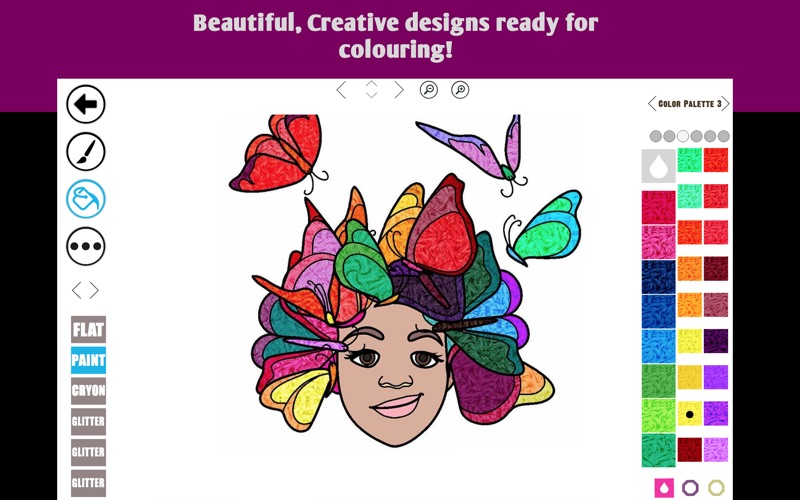 Coloring Book- Stress relaxing for Mac