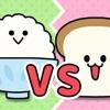早餐对决!米饭vs面包