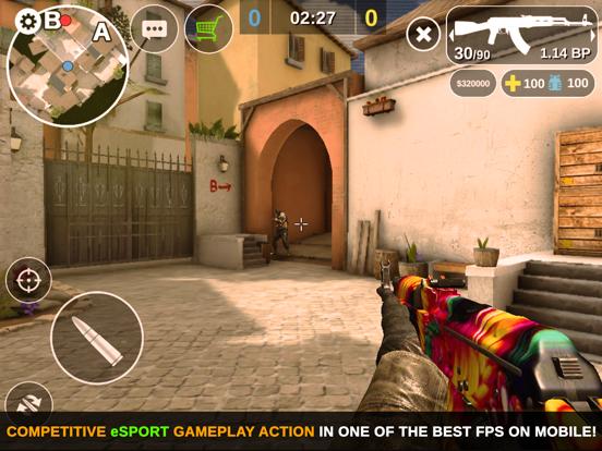 Counter Attack Multiplayer FPS на iPad