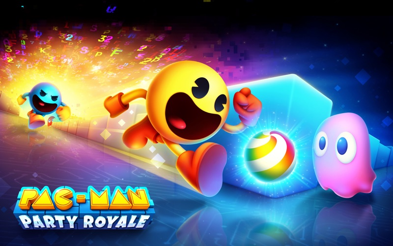 PAC-MAN Party Royale screenshot 1