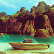 木筏求生木筏生存神秘海域!