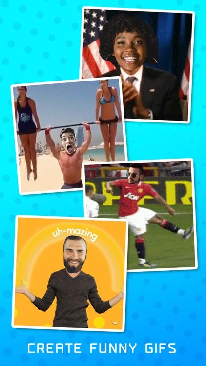 Face In Gif – create videos