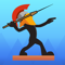 App Icon for The Warrior - Top stickman App in Mexico IOS App Store
