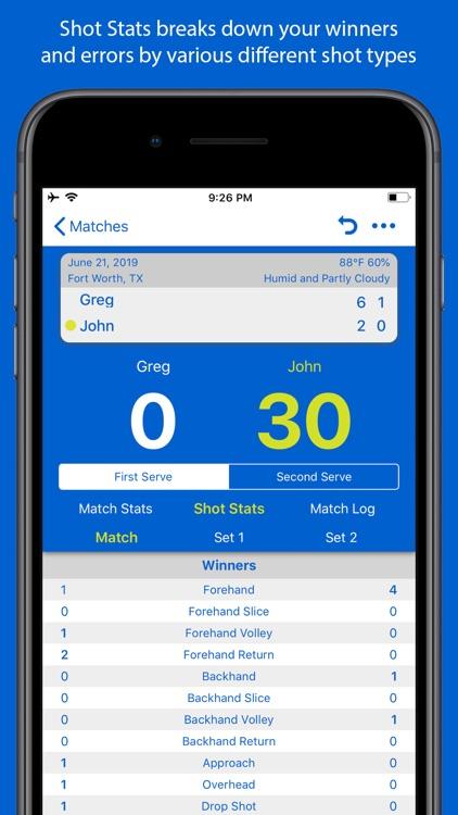 MatchTrack screenshot-5